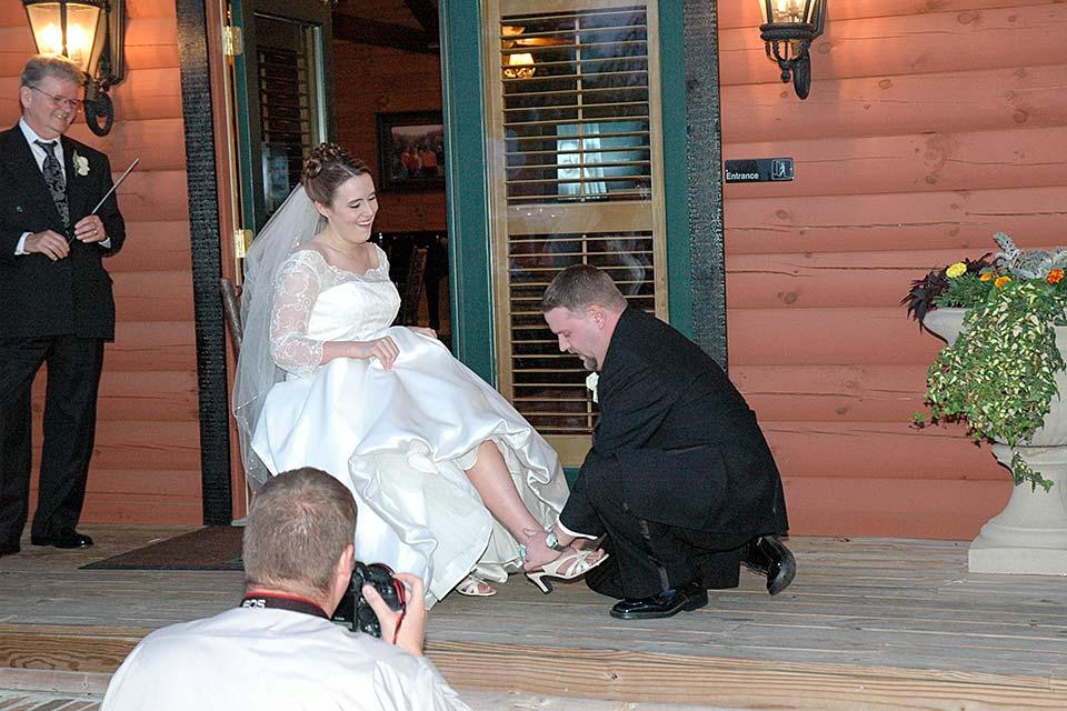 Why not get married in the Smokies?