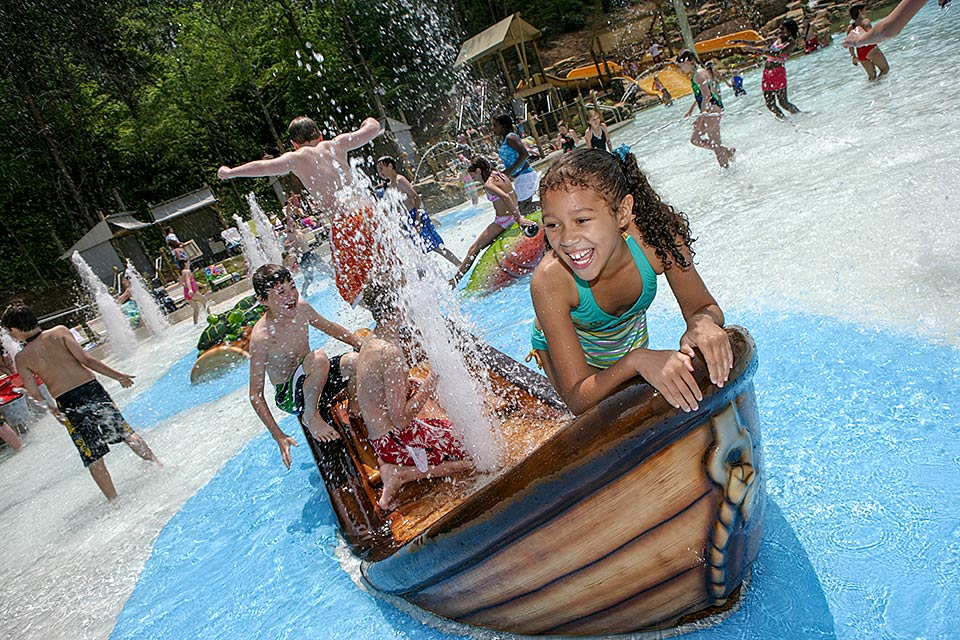 Cool off this summer at Splash Country.