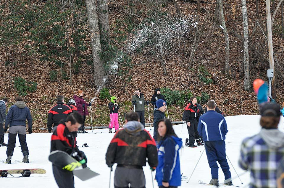 Ski at Ober Gatlinburg