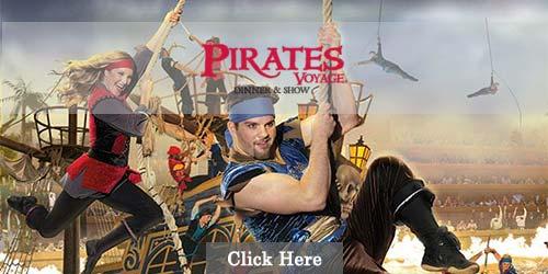 WCI Dolly Parton's Pirates Voyage Dinner & Show