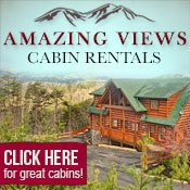 Amazing Views of the Smokies Cabin Rentals